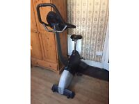 PRO-FORM MAGNETIC EXERCISE BIKE WITH HEART RATE MONITORS! *USED - WORKS GREAT*