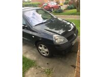 54 plate Renault Clio 1.5 dci