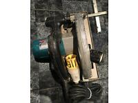 Makita skill saw 110v