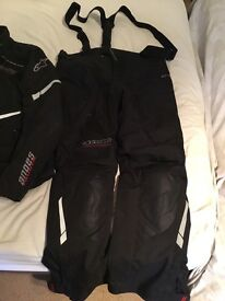 Alpine Stars ' Andes Tourer ' goretex jacket and trousers