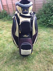 Free Cobra golf bag