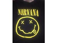 Nirvana shirt for sale