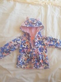 Joules 0-3months jacket