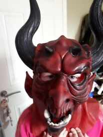 Satan masks