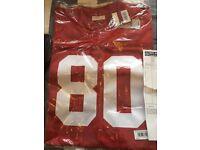 Brand New NFL Jerry Rice San Fran 49ers Top