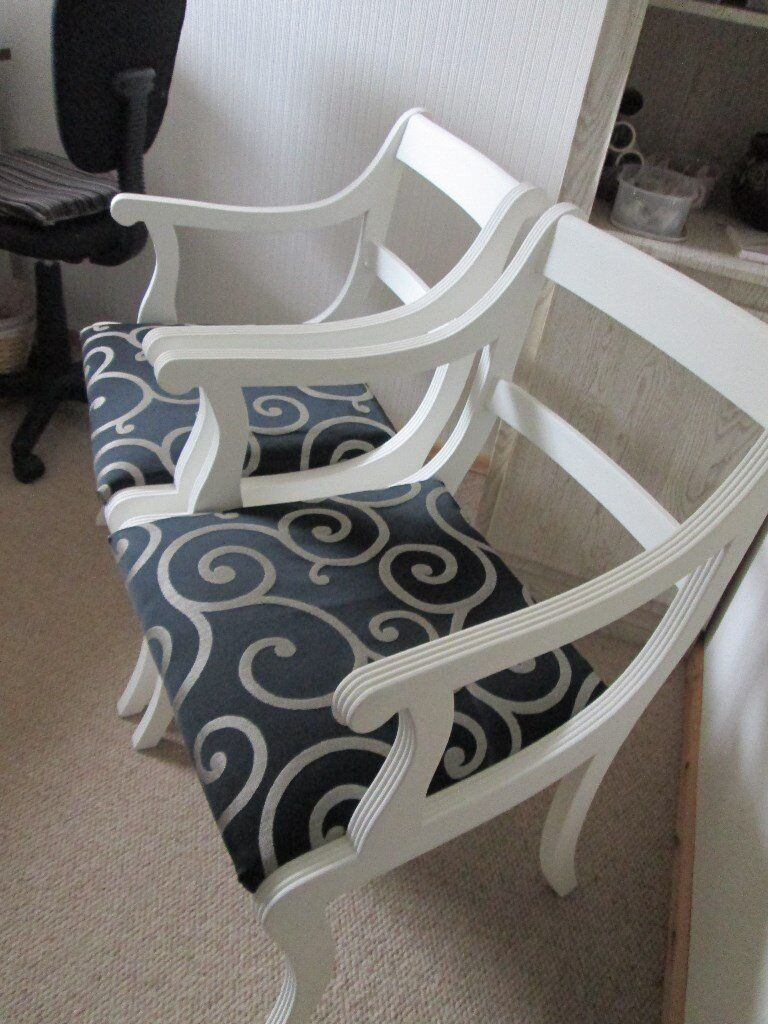 Chairs x 2 ** £20 for the pair **