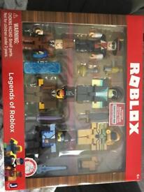 Roblox game new and unopened