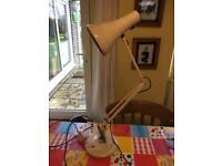 Lamp -retro