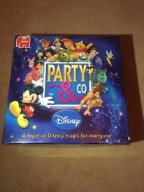 Disney Party & co game