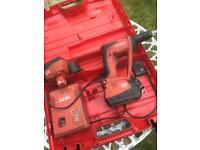 Hilti 18v screw gun SF4000A