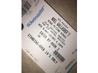 2 Noel Gallagher standing tickets, Belfast 9th May 2018