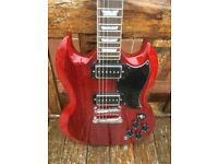 Electric Gibson guitar SG