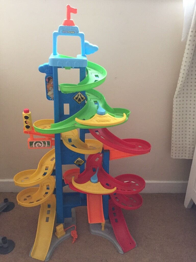 Little people skyway towerin Milton Keynes, BuckinghamshireGumtree - Little People Skyway tower for sale. Good used condition, asking for £10 please, can deliver for small charge