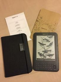 Kindle Keyboard 3G and WiFi