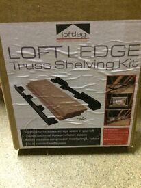 Loft truss shelving (10 kits)