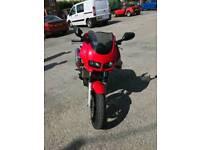 2001 Yamaha fazer VGC 2 owners from new + 12 months MOT