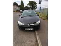 For sale -Peugeot 206 1.2 independence
