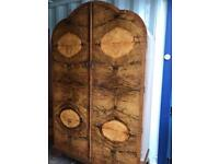 Large old wardrobe FREE DELIVERY PLYMOUTH AREA