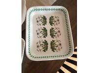Oven Le Creuse stoneware dishes only £30