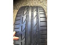 Bridgestone potenza runflat 245/35r18