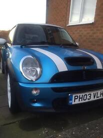 Mini Cooper S 1.6 Upercharged