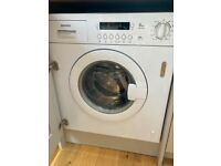 Washing machine (integrated) - Hoover - excellent condition