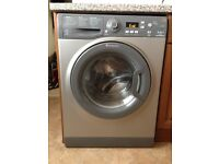 Hotpoint Experience Ecotech 1400 spin 7 kg Graphite, good condition, under 3 years old