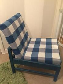 Newly restored Chair