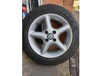 Corsa alloy Wheels
