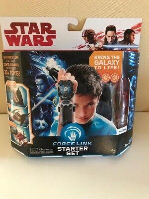 Disney Star Wars Force Link Starter Set Wearable Technology & Kylo Ren Figure