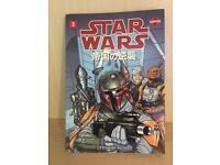 Star Wars Manga 3 by Dark Horse import rare