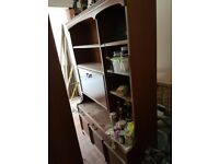 Free Antique Wood Cupboards