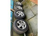 Dacia duster alloy wheels