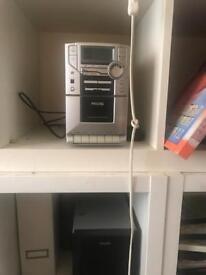 Cassette cd radio