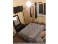 Lovely bright doube room for single person in quiet, clean shared house, all bills & wifi encluded