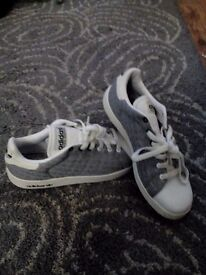 Adidas ladies stan smith 5.5