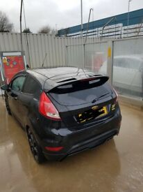 FORD FIESTA ST-2 w/ MP215 UPGRADE. 25k Miles - PANTHER BLACK