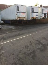40FT REFRIGERATED CONTAINERS FOR SALE