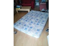 Spare Double Mattress - Barely Used
