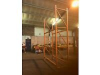 Used Pallet Racking Shelving