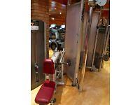 Life Fitness LifeFitness Row / Rear Deltoid Machine