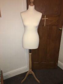 Dress makers dummy