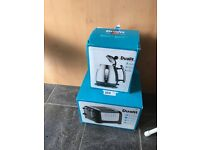 Dualit Kettle and Toaster Cream and Chrome BNIB