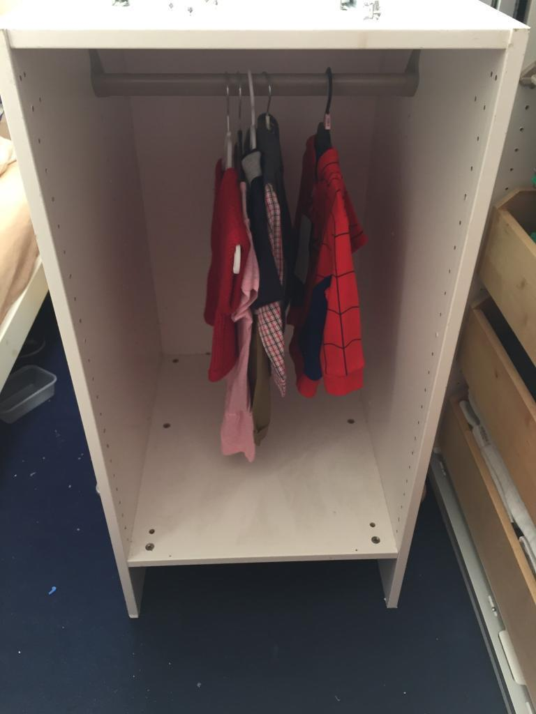 ikea mini pax wardrobe komplement hanger in rochdale manchester gumtree. Black Bedroom Furniture Sets. Home Design Ideas