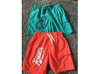 Size small mens Genuine Tommy Hilfiger Shorts never been worn