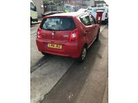 2012 Suzuki Alto sz2 6 door hatch back full 1 year mot