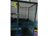 FERRET/CHINCHILLA/RAT/DEGU CAGE SAVIC ROYAL SUITE 95