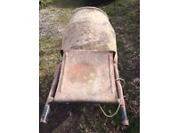 Cement Mixer 240Volts (Unswitched)