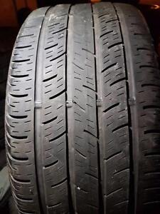 4 PNEUS ETE - CONTINENTAL 245 40 17 - SUMMER TIRES