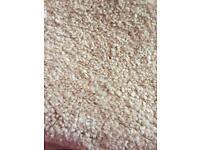 Cream stairs carpet